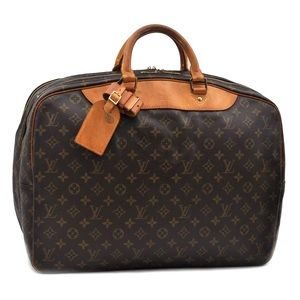 Authentic Louis Vuitton Alize Travel Handbag!!